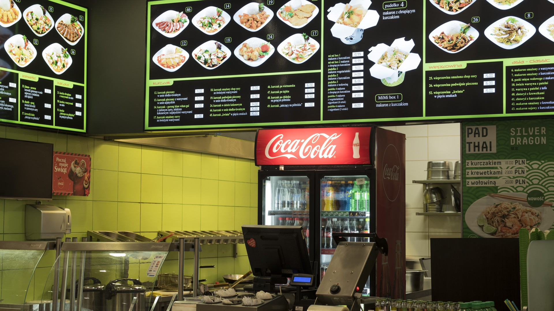 Silver Dragon Polaczenie Kuchni Wietnamskiej Chinskiej I Tajskiej
